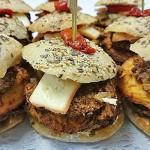 Charcuterie Ollivier - hamburger