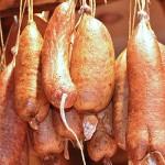 Charcuterie Ollivier - les saucisses fumées