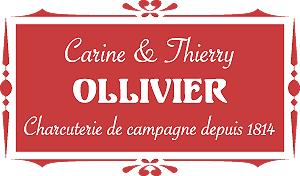 Charcuterie Ollivier - logo